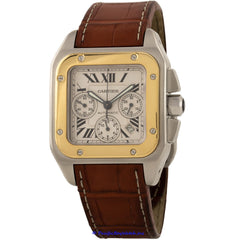 Cartier Santos 100 XL W20091X7 Pre-Owned