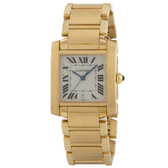 Cartier Tank Francaise Large Pre-Owned