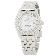 Breitling Ladies Callistino A72345 Pre-Owned