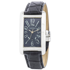 Cartier Tank Americaine 18k White Gold Pre-Owned