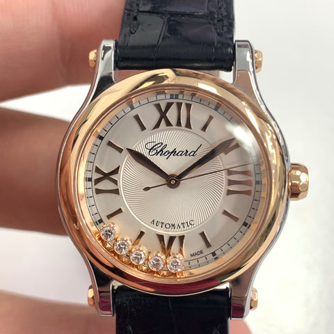 Chopard Happy Sport 278573-6001 Pre-Owned