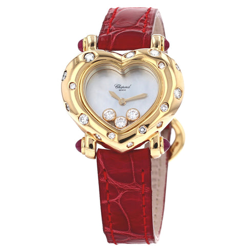 Chopard Happy Heart Ladies Diamond Watch