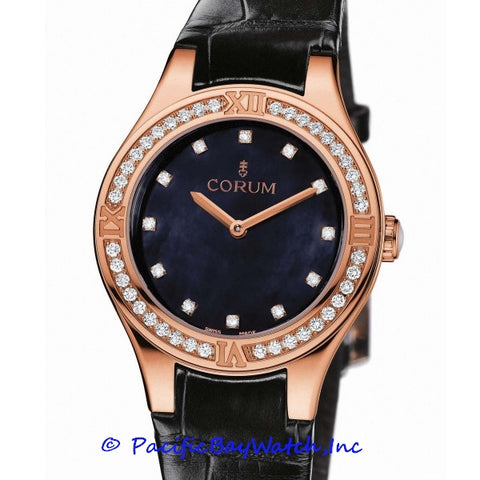 New Corum Romvlvs Ladies 024-131-85-0001-PN33