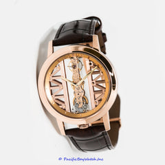 Corum Golden Bridge Round Rose Gold 113.90.55/0F02