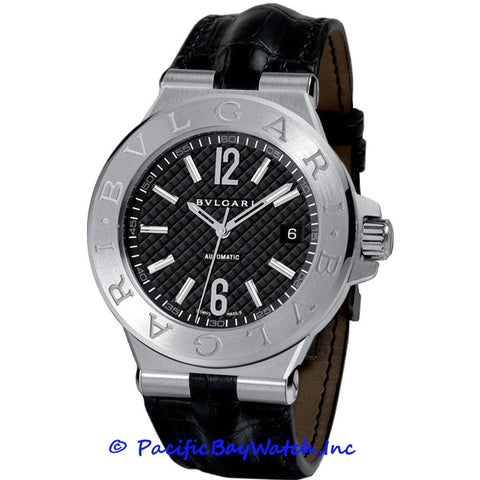 Bvlgari Diagono Men's DG40BSLD