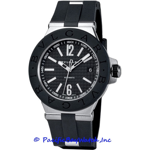 Bvlgari Diagono Men's DG40BSVD