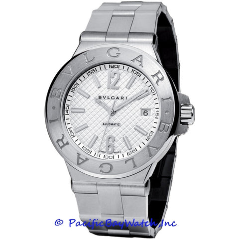 Bvlgari Diagono Men's DG40C6SSD