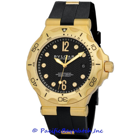Bvlgari Diagono Professional Automatic Men's DP42BGVDSD