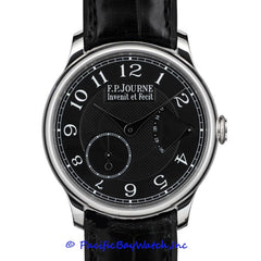 F.P. Journe Chronometre Souverain Black Label