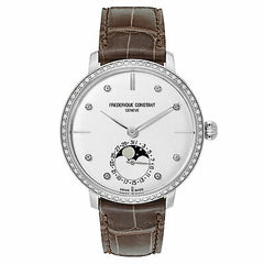 Frederique Constant Slimline Moonphase FC-703SD3SD6