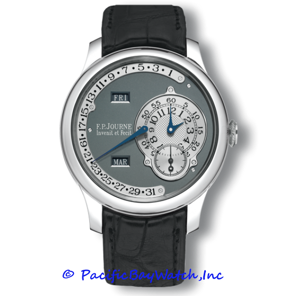 Calendrier Case.F P Journe Octa Calendrier Ruthenium Pre Owned Pacific