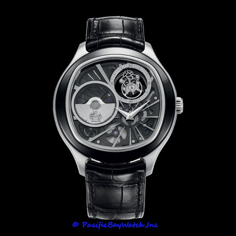 Piaget Emperador Cushion Tourbillon G0A38040