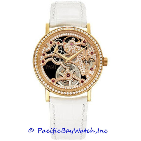 Piaget Altiplano Diamond Skeleton G0A38121
