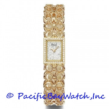 Piaget Limelight Couture Precieuse Cuff G0A38214