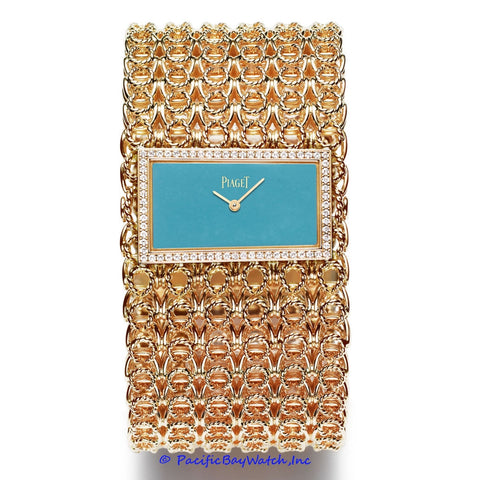 Piaget Limelight Couture Precieuse Cuff G0A38217
