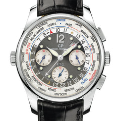 Girard-Perregaux World Timer WW.TC Financial Chronograph 49805-11-255-BA6A