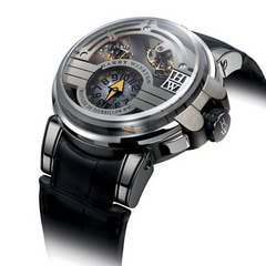 Harry Winston Histoire de Tourbillon Limited HCOMDT48WZ001 Pre-Owned