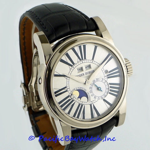 Roger Dubuis Hommage Perpetual Calendar HO43 1439 0 3R.7A