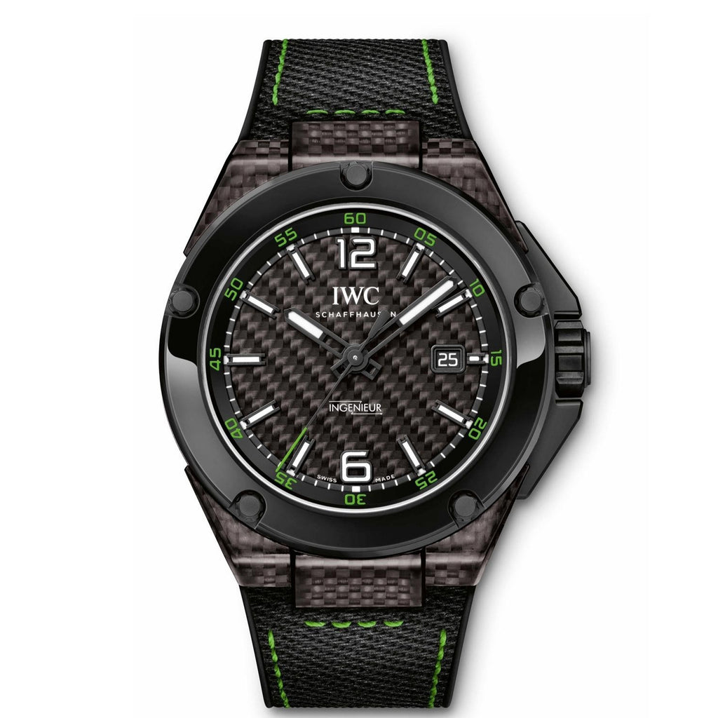 new product 6ad43 b2148 IWC Ingenieur Carbon IW322404 | Pacific Bay Watch