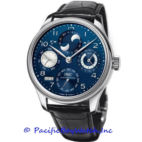 IWC Portuguese Perpetual Calendar Moonphase IW502121