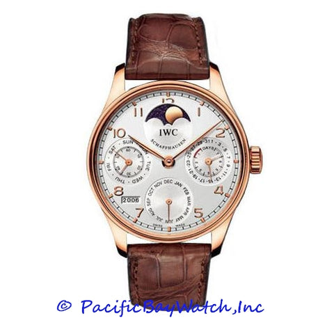 IWC Portuguese Perpetual Calendar Moonphase IW502213