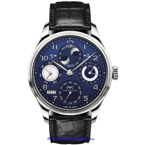 IWC Portuguese Perpetual Calendar Moonphase IW503203