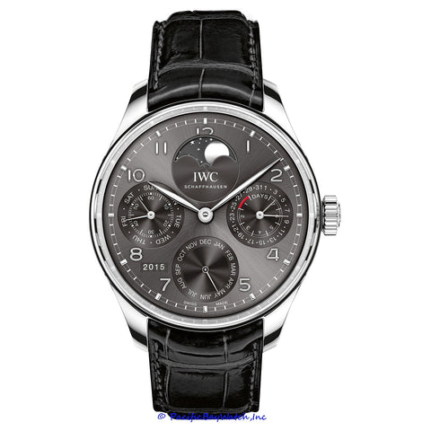 IWC Portuguese Perpetual Calendar Moonphase IW503301