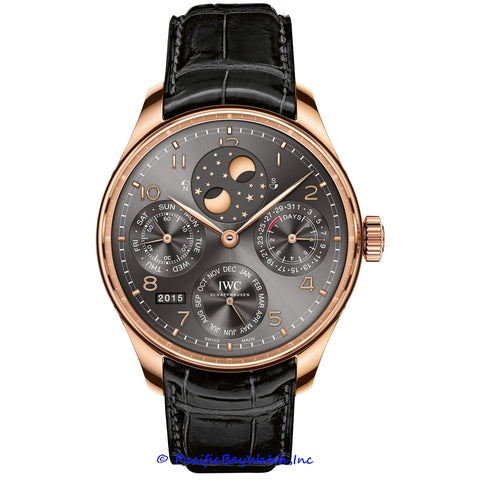 IWC Portuguese Perpetual Calendar Moonphase IW503404