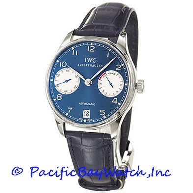 IWC Portuguese 7 Day Power Reserve 5001-12