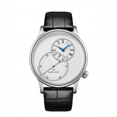 Jaquet Droz Grande Seconde 18k White Gold