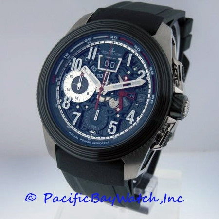 Jaeger LeCoultre Master Extreme World Chronograph Extreme Lab 2 Tribute to Geophysic Q203T570