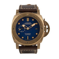 Panerai PAM00671 Bronzo Luminor Submersible 1950 Pre-Owned