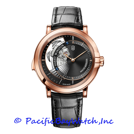 Harry Winston Midnight Minute Repeater MIDMMR42RR003