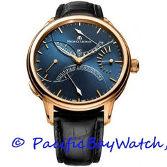 Maurice Lacroix Masterpiece Double Retrograde MP6519-PG101-430