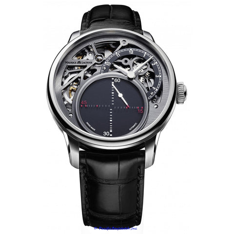 Maurice Lacroix Masterpiece Seconde Mysterieuse MP6588-SS001-095