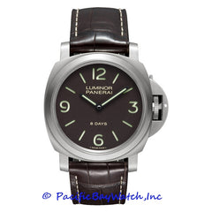 Panerai Luminor Base 8 Day Acciaio PAM00562