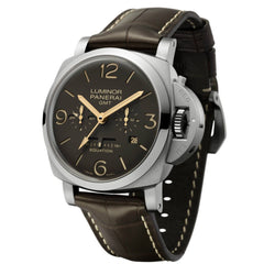 Panerai Luminor 1950 Equation of Time GMT Titanio PAM00656