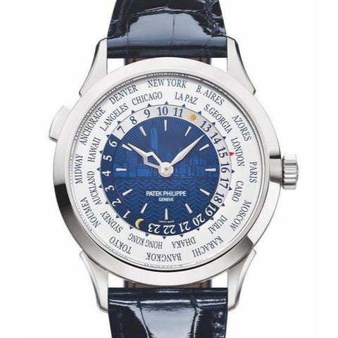 Patek Philippe 5230G  New York 2017 Limited Edition World Time Men's Watch