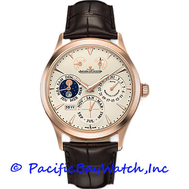 Jaeger LeCoultre Master Eight Day Perpetual Q1612420