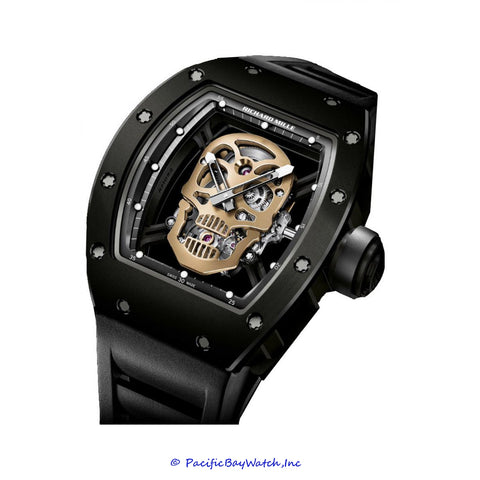 Richard Mille RM52-01 Skull Tourbillon