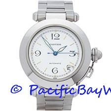 3f9f3c9773f93 Cartier Pasha C 2324 Pre-owned | Pacific Bay Watch