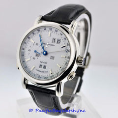 Ulysse Nardin GMT Perpetual 329-80/90 Pre-Owned