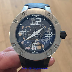 Richard Mille RM 033 White Gold