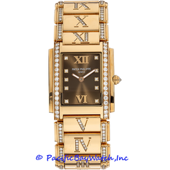 Patek Philippe Twenty-4 4910/40R Pre-Owned