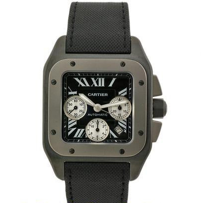 Cartier Santos 100 XL Men's W2020005