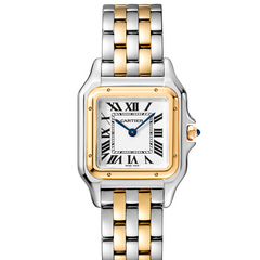 Cartier Panthere Ladies Two Tone Watch W2PN0007