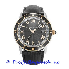 Cartier Ronde Croisiere Two Tone W2RN0005 Pre-owned