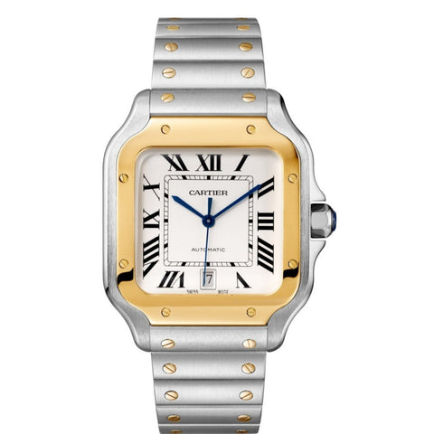 Cartier Santos de Cartier Large Men's W2SA0006