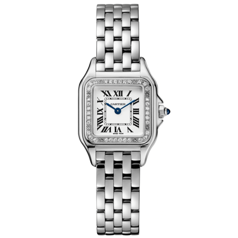 Cartier Panthere Stainless Steel Ladies Watch W4PN0007