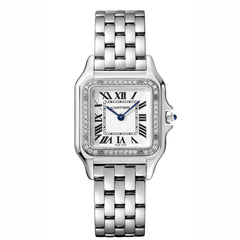 Cartier Panthere Stainless Steel Ladies Watch W4PN0008
